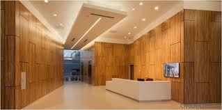 bamboo wood panel interior wall