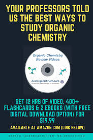 best organic chemistry help cause it rocks images they told us how you need to study we made the dvd to help you chemistry