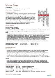 Business Manager Cv Sample, Time Management, Resume, organizing pertaining  to Time Management