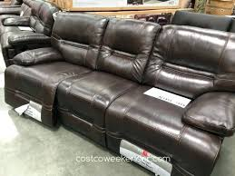 leather sectionals sectional couch double chaise costco canada great for living room