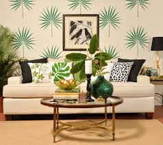 Living Room Wall Paint Stencils Collection And Projects To Update
