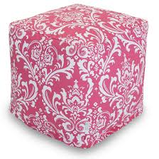 French Ottoman bean bag ottomans poufs stylish furniture majestic home goods 5437 by xevi.us
