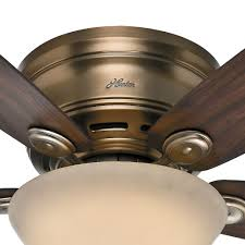 25 reasons to install low profile ceiling fan light kit warisan with low profile ceiling fans with led lights