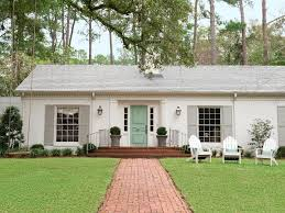 Ranch House Exteriors Decor Painting