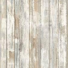 roommates rmk9050wp square feet distressed l and stick wallpaper tan