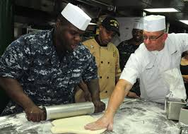 Navy Cook File Flickr Official U S Navy Imagery Chef Robert