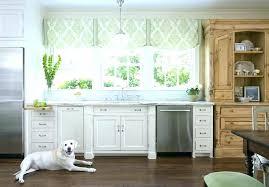 posh valances for kitchen bay window valance ideas kitchen window valance ideas white kitchen window valances