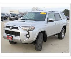Pre-Owned 2016 Toyota 4Runner Trail Premium 4D Sport Utility in ...