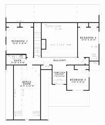 two story house plans bonus room over garage one level house plan bonus room new 2