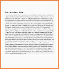 sample of a descriptive essay essay checklist sample of a descriptive essay place descriptive essay sample jpg