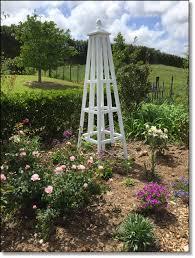garden obelisk bright manufacturing