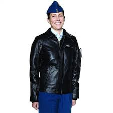 more views royal canadian air force women s leather flight jacket