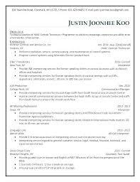 Hvac Resume Objective Megakravmaga Com