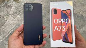 Oppo A73 Navy Blue unboxing, camera, antutu, gaming test - YouTube