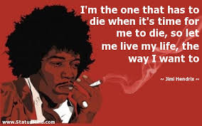 Jimi Hendrix Quotes Stunning Jimi Hendrix Quotes At StatusMind