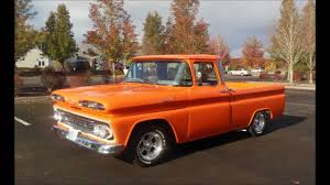 1961 Chevy Apache - YouTube