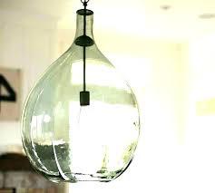 wonderful seeded glass pendant lights seeded glass light hand blown seeded glass pendant lights