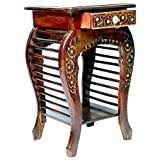 <b>Bedside Tables</b>: Buy <b>Bedside Tables</b> online at best prices in India ...