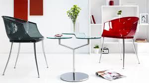 Sedie Schienale Alto Bianche : Sedie moderne per soggiorno n a