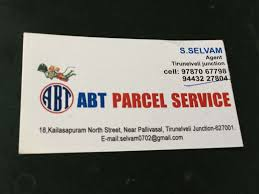 abt parcel service junction domestic courier services in tirunelveli justdial