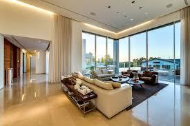 Modern Luxury Villas Designed By Gal Marom Architects - House interior ceiling design