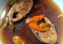 Resep pindang bandeng kecap pindang ikan bandeng adalah daftar menu masakan kali ini. Resep Enak Pindang Bandeng Kuah Kecap