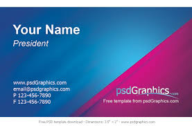 business card psd template business card template design psdgraphics