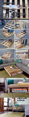 15 Adorable Pallet Coffee Table Ideas  Pallet Coffee Tables Pallet Coffee Table Etsy