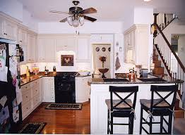 baltic brown kitchen counter photo of these beautiful off white with black appliances o31 kitchen