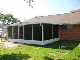 patio cover screened porch tomball lone star patio builders intended for backyard screened in