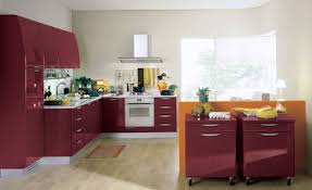 Modern Interior Design With Breathtaking Rainbow Color CombinationsKitchen Interior Colors