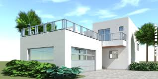 small modern house plan 61custom plans