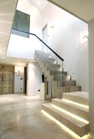 stair case lighting. Stair Lighting Ideas Staircase Contemporary With . Case