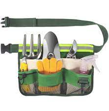 custom gardening work waist bag belt