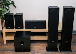 the sp pk52fs 5 1 speaker system will give you great sound for 500