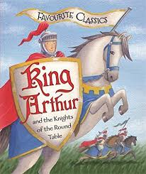 Favourite Classics: King Arthur and the Knights of the Round Table by Sasha  Morton- Students will love the classic story… | Classic story, Book format,  Picture book
