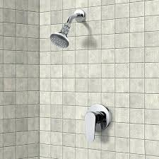 shower heads that connect to the faucet shower faucet chrome shower faucet set with adjule shower
