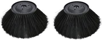 2 x Original Kärcher Replacement Side Broom Sweeper Brush 2.884-971.0 for  Sweeper S500 S550 S650 : Amazon.de: DIY & Tools