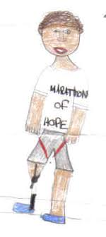 terry fox my hero terry fox running i made it