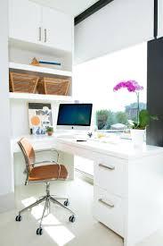 home office desk white. Interesting Stylish Modern Condo Simple Office Desk White Home