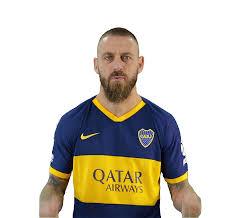 Daniele De Rossi Sport Sticker by Boca Juniors for iOS ...