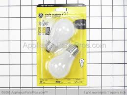 refrigerator light bulb. ge appliance light bulb 60a from appliancepartspros.com refrigerator