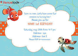 E Invites For Birthday First Birthday E Invites With Different Themes And