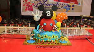 Shiva Cartoon Cake Design