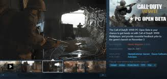 Call Of Duty Gets Slammed In Steam Ratings In Open Beta