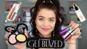 <b>Mac Get Blazed</b> Collection Review Tutorial+Swatches - YouTube