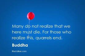 Buddha Quotes On Death And Life Awesome BUDDHIST QUOTES ON LIFE AFTER DEATH Image Quotes At Relatably
