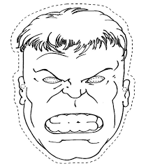 Caught in a gamma bomb explosion while trying to save the life of a teenager, dr. 25 Popular Hulk Coloring Pages For Toddler