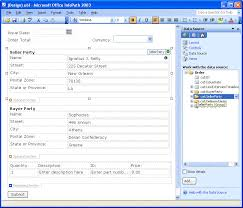 Sample Infopath Forms Xforms And Microsoft Infopath
