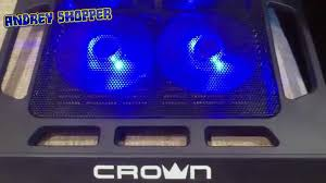 <b>Подставка для ноутбука Crown</b> CMLS 937 - YouTube